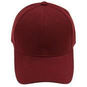 Bordo Şapka + tasarım + baskı